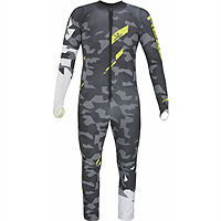 Combinezon ski pentru Fete Head Race Voltage Suit JR