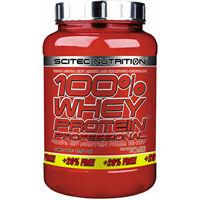 Proteina Scitec Nutrition 100% Whey Protein Professional 2350g + 20% gratis