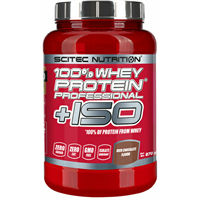 Proteina Scitec Nutrition 100% Whey Protein Professional +ISO