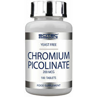 Supliment alimentar Scitec Nutrition Chromium Picolinate