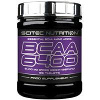 Complex de aminoacizi Scitec Nutrition BcaA 6400, Unflavoured