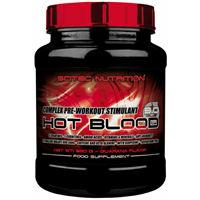 Pudra energizanta Scitec Nutrition Hot Blood 3.0