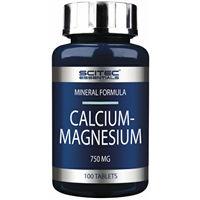 Multiminerale Scitec Nutrition calcium Magnesium