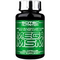 Supliment pentru articulatii Scitec Nutrition Mega MSM