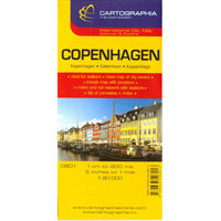 Harta Cartographia Copenhaga