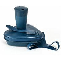 Set vase LightMyFire MessKit Bio albastru set bucati