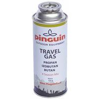 Butelie cu valva Pinguin Travel Gas 220g