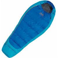 Sac de dormit Pinguin Mistral Junior 2020-Blue-Left