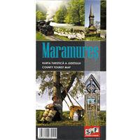 Harta Schubert &Franzke Maramures