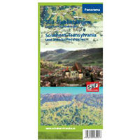 Harta Schubert &Franzke Panorama SudTransilvania