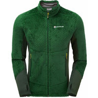 Jacheta Montane Wolf (POLARTEC®)-Arbor green-Large