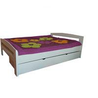 Pat dormitor Serena, cu lada de depozitare, 2 persoane ,140x200 cm