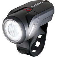 Lumina bicicleta Sigma Aura 35 USB