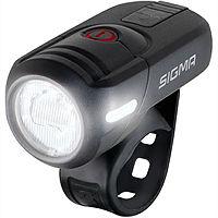 Lumina bicicleta Sigma Aura 45 USB