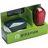 Lumina bicicleta BikeFun BF Square