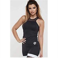 Maieu fitness Frenetic culoare negru, ODELL-01