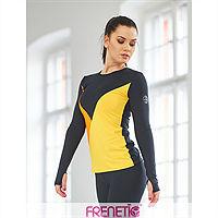 Frenetic Bluza functionala cu maneca lunga, Paris-01