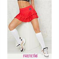 Frenetic Fusta, pantaloni cu volanase, FALICITY-23